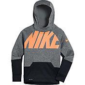 Nike Boys' Therma Graphic Hoodie