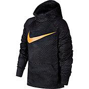 Nike Boys' Therma Training Hoodie