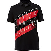Nike Boys' Dry Victory Graphic Golf Polo