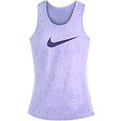 Nike Little Girls' Blacktop A-Line Tank Top
