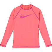 Nike Girls' Long Sleeve Hydro Top