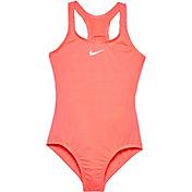 Nike Girl's Racerback Sport Swimsuit