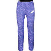 Nike Little Girls' Printed Tights