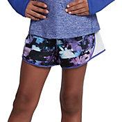 Nike Girls' Dry Tempo Printed Running Shorts