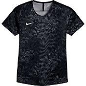 Nike Girls' Dry Academy Soccer T-Shirt