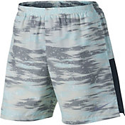 Nike Men's 7'' Dry Printed Challenger Running Shorts