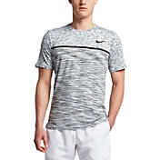 Nike Men's Court Dry Challenger Tennis Shirt