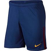 Nike Men's Breathe Barcelona Royal Stadium Shorts