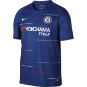 Nike Men's Chelsea 2018 Breathe Stadium Home Replica Jersey