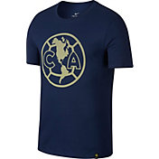 Nike Men's Club America Navy Crest T-Shirt