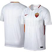 Nike Men's AS Roma 17/18 Breathe Stadium Replica Away Jersey
