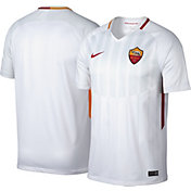 Nike Men's AS Roma 17/18 Breathe Stadium Replica Away Jersey