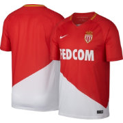 Nike Men's AS Monaco 17/18 Breathe Stadium Replica Home Jersey