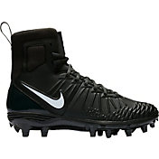 Product Image � Nike Men\u0027s Force Savage Varsity Football Cleats � Black/ White ...