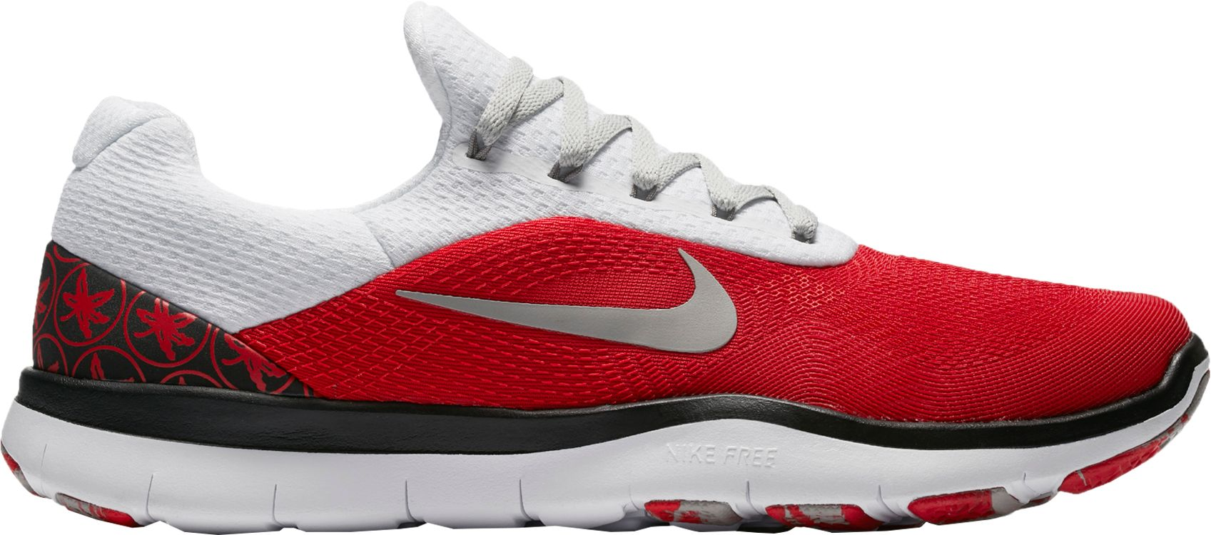 Nike Men\u0027s Free Trainer V7 Week Zero Ohio State Edition Training Shoes