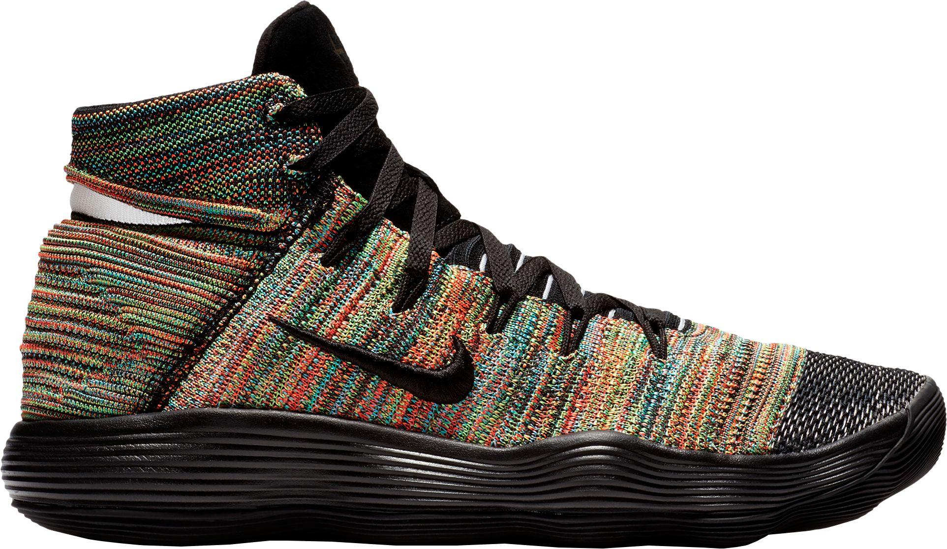 Nike Men\u0027s Hyperdunk 2017 Flyknit Basketball Shoes