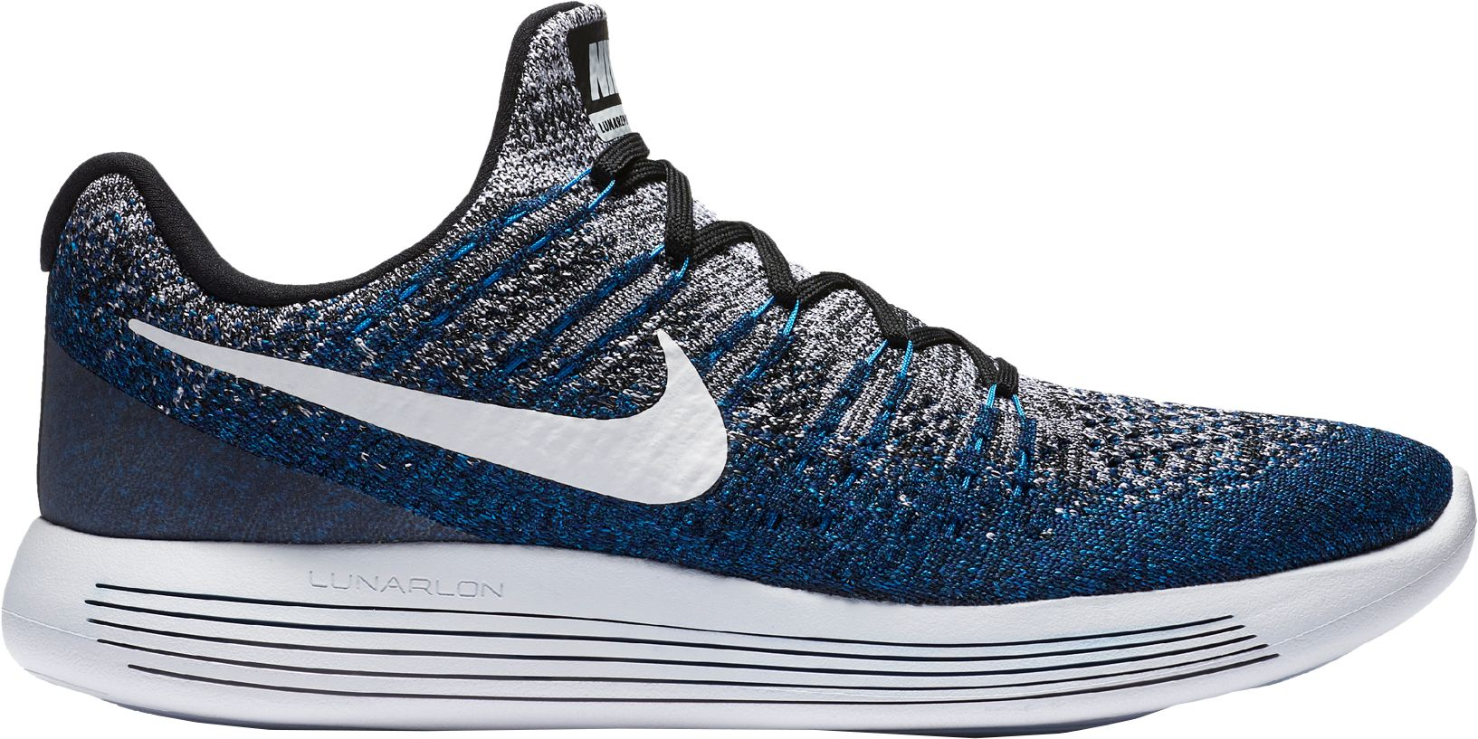 Nike Men\u0027s LunarEpic Low Flyknit 2 Running Shoes