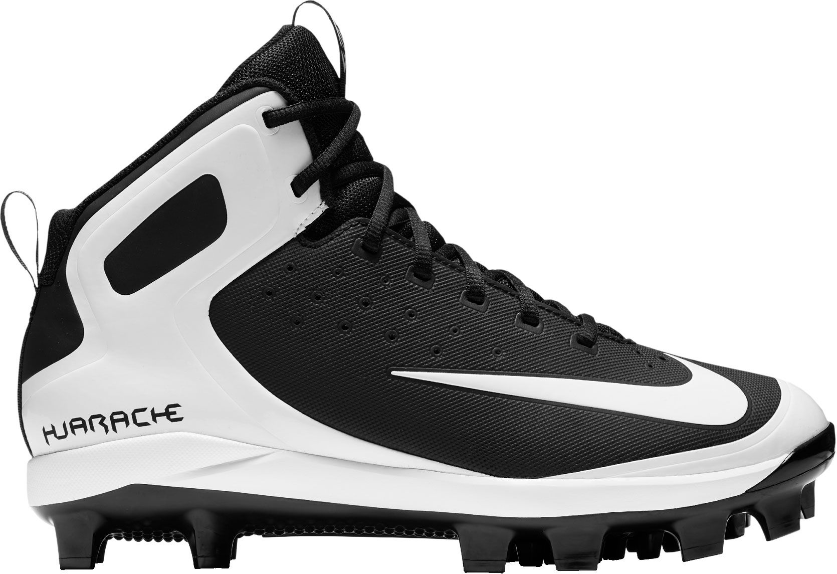 Nike Huarache Pro De Metal Béisbol Taco De Pescado Blanco En Bahamas yPjF454m