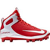 Nike Men's Alpha Huarache Pro Mid Baseball Cleats
