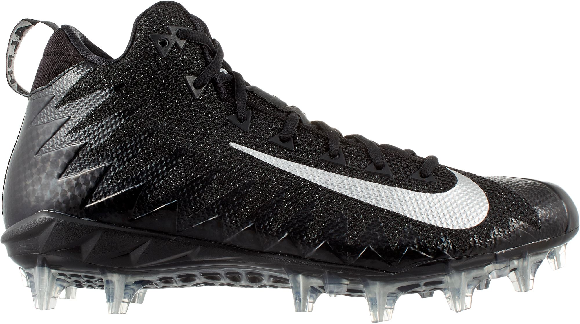 Nike Men s Alpha Pro Mid Football Cleats  Football   BJQZSHTJ0