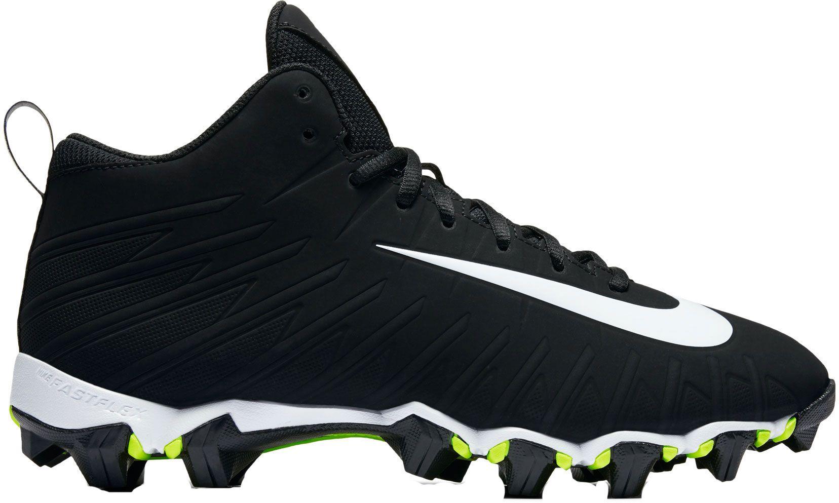 Nike Men\u0027s Alpha Menace Shark Wide Football Cleats | DICK\u0027S Sporting Goods