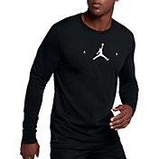 Jordan Men's Air Jumpman Long Sleeve Basketball Shirt