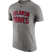 Nike Men's Atlanta Braves Dri-Blend DNA T-Shirt