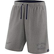 Nike Men's Atlanta Braves Performance Fleece Shorts