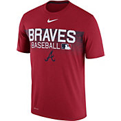 Nike Men's Atlanta Braves Dri-FIT Authentic Collection Legend T-Shirt