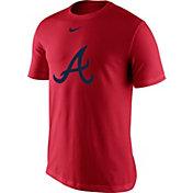 Nike Men's Atlanta Braves Dri-FIT Red Legend T-Shirt
