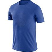 Nike Men's Milwaukee Brewers Seasonal Logo Royal T-Shirt