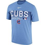 Nike Men's Chicago Cubs Dri-FIT Authentic Collection Legend T-Shirt