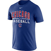 Nike Men's Chicago Cubs Practice T-Shirt