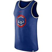 Nike Men's Chicago Cubs Wordmark Tank Top
