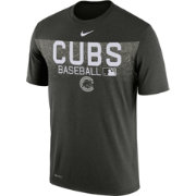 Nike Men's Chicago Cubs Dri-FIT Authentic Collection Memorial Day Legend T-Shirt
