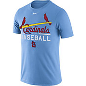 Nike Men's St. Louis Cardinals Practice T-Shirt