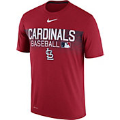 Nike Men's St. Louis Cardinals Dri-FIT Authentic Collection Legend T-Shirt