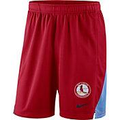 Nike Men's St. Louis Cardinals Franchise Knit Shorts