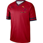 Nike Men's St. Louis Cardinals Cooperstown V-Neck Pullover Jersey
