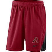 Nike Men's Arizona Diamondbacks Franchise Knit Shorts