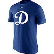 Nike Men's Los Angeles Dodgers Dri-FIT Royal Legend T-Shirt