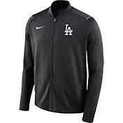 Nike Men's Los Angeles Dodgers Dri-FIT Full-Zip Knit Jacket
