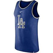 Nike Men's Los Angeles Dodgers Wordmark Tank Top