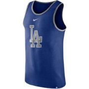 Nike Men's Los Angeles Dodgers Wordmark Tank Top