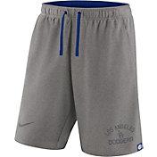 Nike Men's Los Angeles Dodgers Performance Fleece Shorts