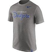 Nike Men's Los Angeles Dodgers Dri-FIT Script T-Shirt
