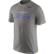 Nike Men's Los Angeles Dodgers Dri-FIT Script T-Shirt