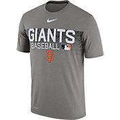 Nike Men's San Francisco Giants Dri-FIT Authentic Collection Legend T-Shirt