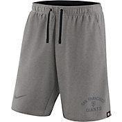 Nike Men's San Francisco Giants Performance Fleece Shorts