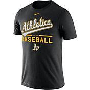 Nike Men's Oakland Athletics Practice T-Shirt